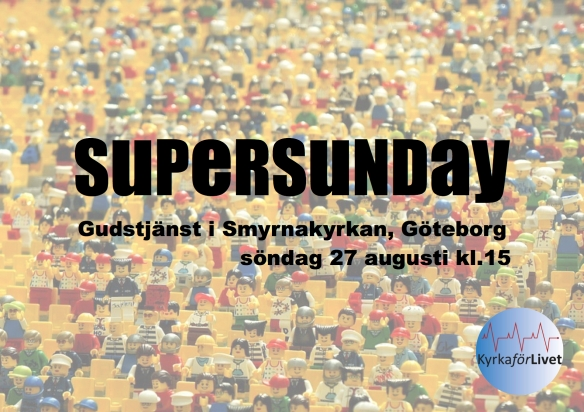 Flyer Supersunday 2017-08-27